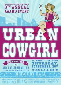 2012 REA Urban Cowgirl